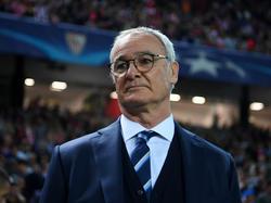 Claudio Ranieri steht in China hoch im Kurs
