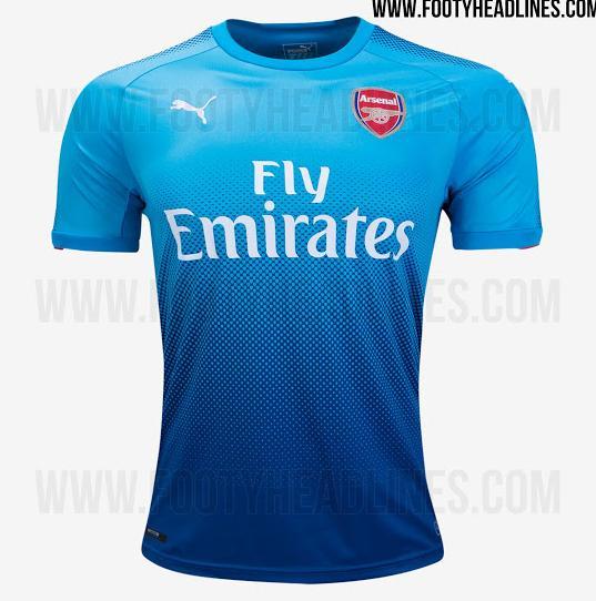 FC Arsenal (Auswärtstrikot)