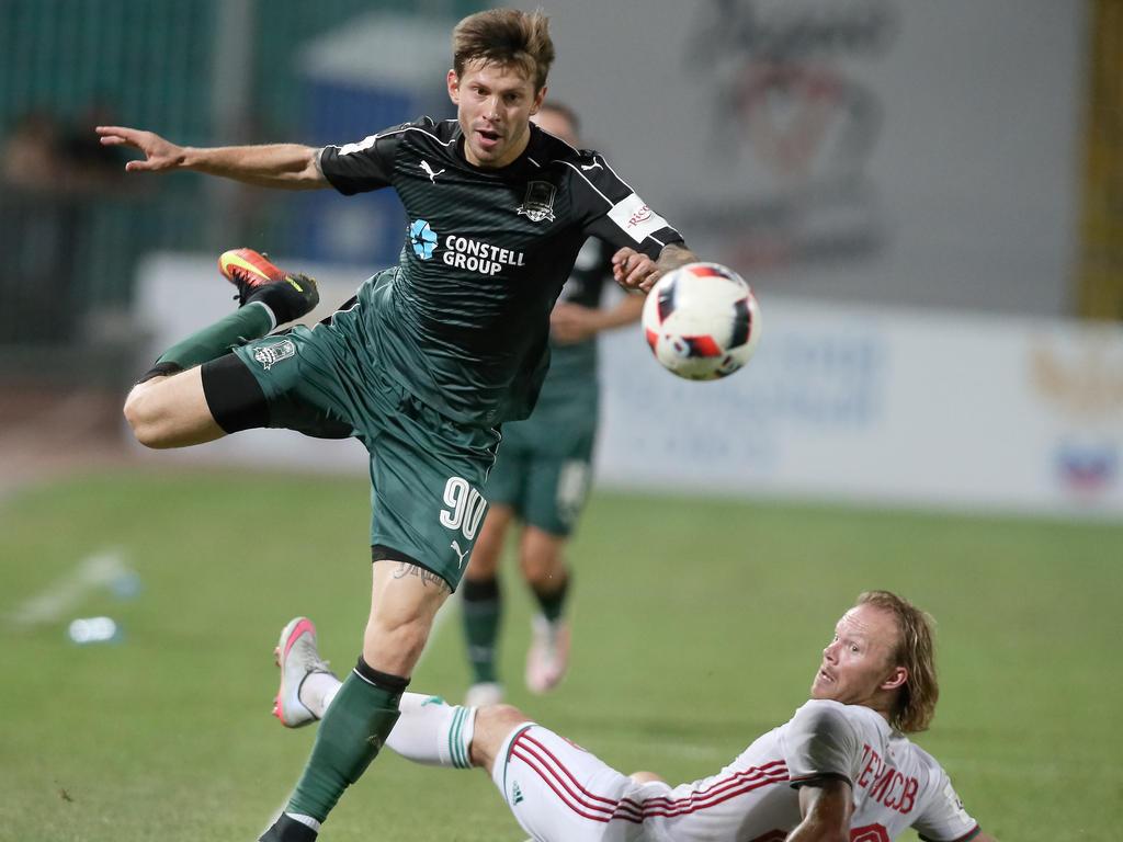 Fedor Smolov (FK Krasnodar)
