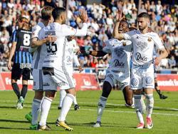 Östersunds FK präsentierte sich am Sonntag in Torlaune