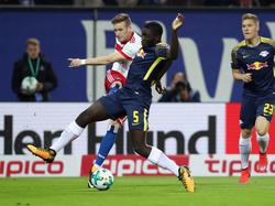 Dayot Upamecano steht auf dem Einkaufszettel des FC Barcelona