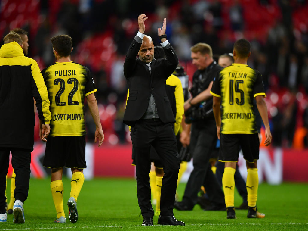 執教前五場德甲比賽零失球 新帥保斯成為第一人