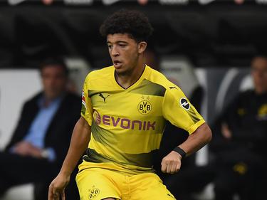 Jadon Sancho traf für die U19 des BVB
