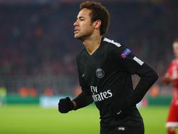 """Neymar ist aus """"persönlichen Gründen"""" in seine Heimat gereist"""