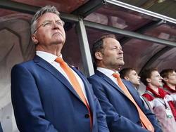 Guus Hiddink, 68 años, reemplazó a Van Gaal tras el Mundial de Brasil-2014. (Foto: Getty)