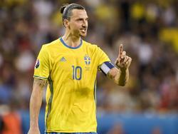 Zlatan Ibrahimović ist stolz auf seine Geschichte