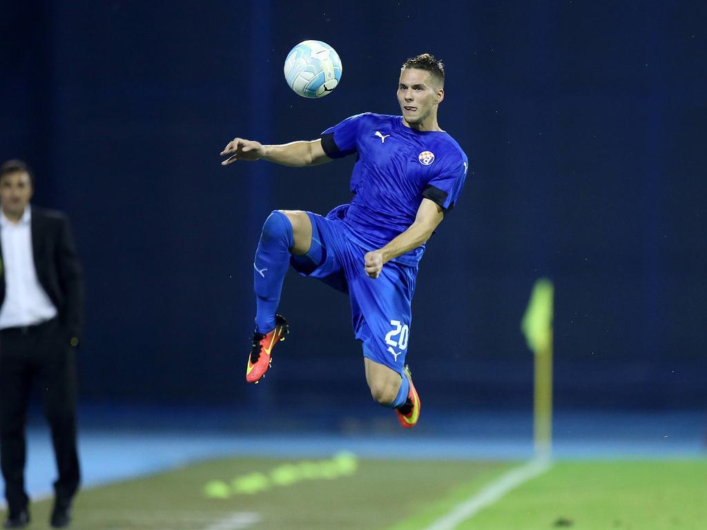 Dinamo Zagreb bleibt in der Liga ein Überflieger