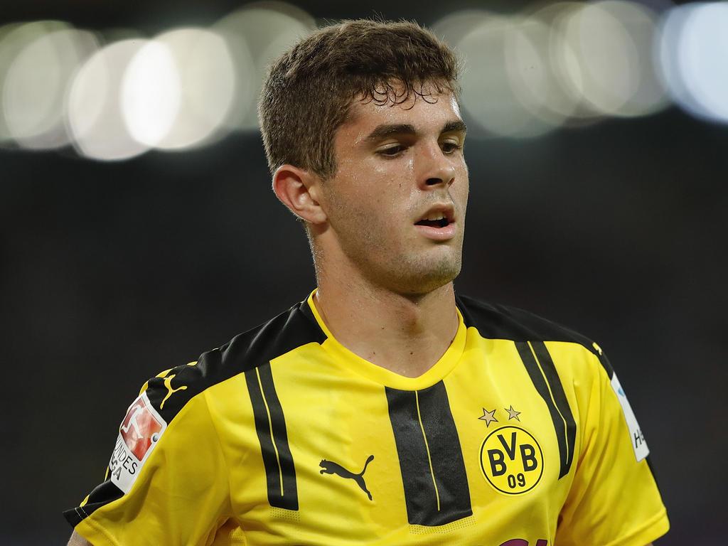 Bald für Leipzig am Ball? Christian Pulisic soll vor einer Leihe stehen