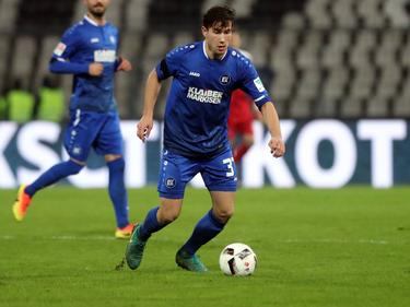 Marin Sverko wechselt mit sofortiger Wirkung zum FSV Mainz