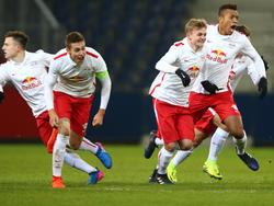 Jung und ungestüm: RB Salzburgs U19