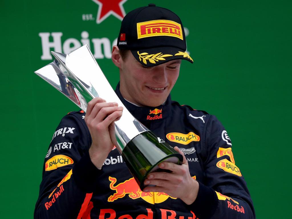 Red-Bull-Bestzeit im 3. Bahrain-Training