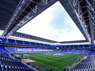 Imagen panorámica del El RCDE Stadium (Cornellà.). (Foto: GEtty)