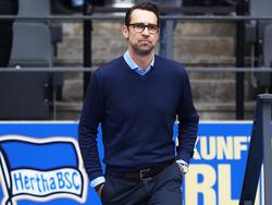 Hat das Verhalten einiger Hertha-Fans hart kritisiert: Manager Michael Preetz