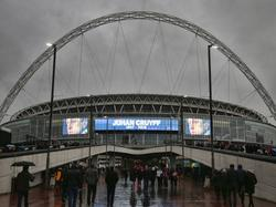 Imagen del Estadio de Wembley en Londres. (Foto: Getty)