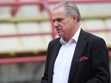 Vereinsboss Peter Svetits konnte beim Ständig Neutralen Schiedsgericht nichts mehr bewirken