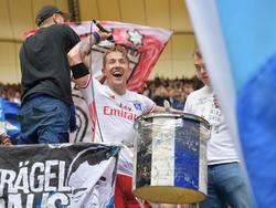 HSV-Held Holtby heizte nach dem Spiel den eigenen Fans ein
