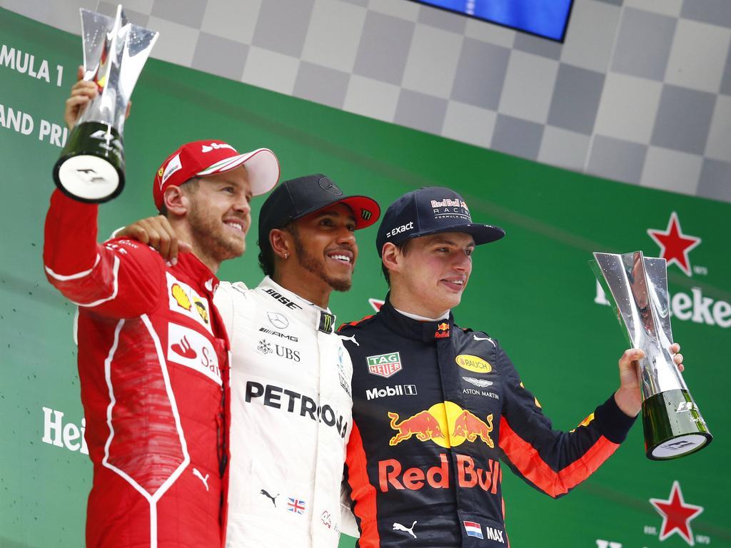Vettel und Verstappen sorgen für die Höhepunkte