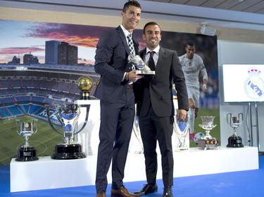 Cristiano Ronaldo und sein Agent Jorge Mendes stehen im Fokus