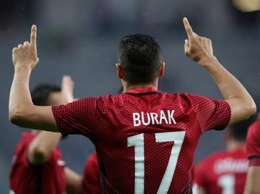 Burak Yilmaz erzielte das Tor des Tages