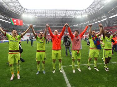 Wiederholt CSKA den Triumph der letzten Saison?