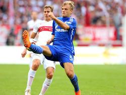 Johannes Geis will in der nächsten Saison mit Schalke 04 weiter angreifen