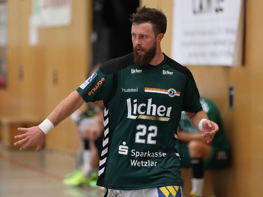 Wetzlars Holst zieht sich Kreuzbandriss im DHB-Pokal zu