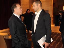 Čeferin (r.) will neuer UEFA-Präsident werden und einiges bewegen