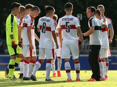 Drei Spieler der Stuttgarter U17 sollen abgestraft worden sein