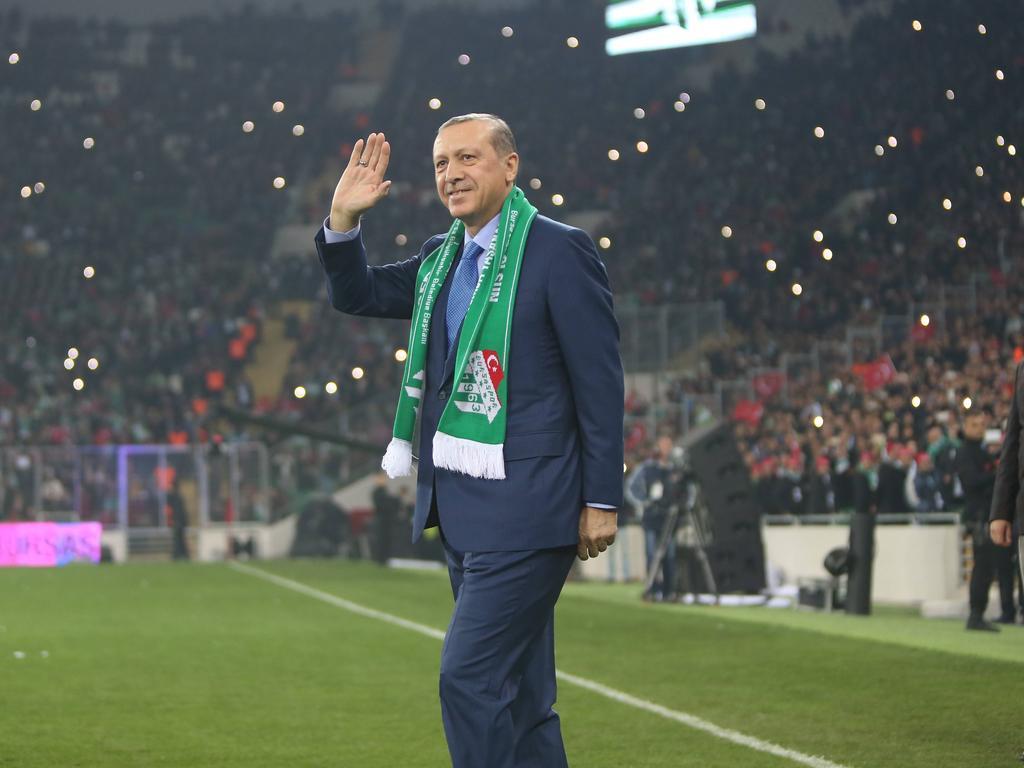 Staatspräsident Erdoğan musste eine Niederlage im Kampf um die Sommerspiele 2020 einstecken