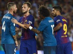 El Clásico entre Real Madrid y Barcelona es el más seguido a nivel planetario. (Foto: Getty)