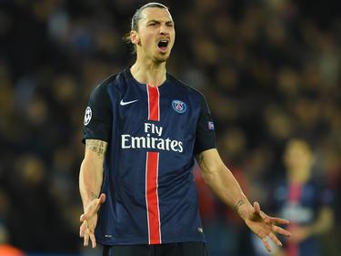 Ibrahimović ist zum dritten Mal Spieler der Saison in Frankreich