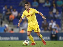 Luis Hernández (hier noch im Dress von Gijón) kehrt nach Spanien zurück