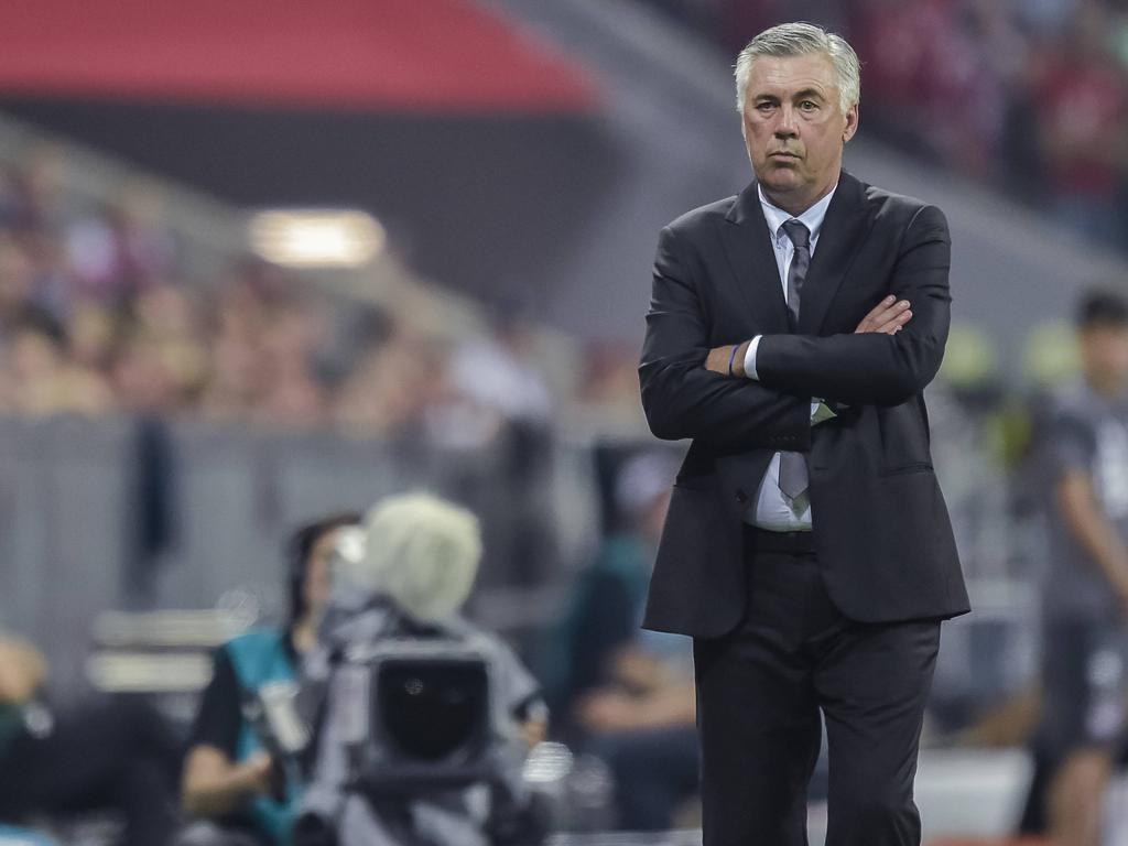Ancelotti sieht Spielerberater kritisch