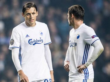 Die beiden Ex-Österreich-Legionäre Uroš Matić und Peter Ankersen überzeugen beim FCK