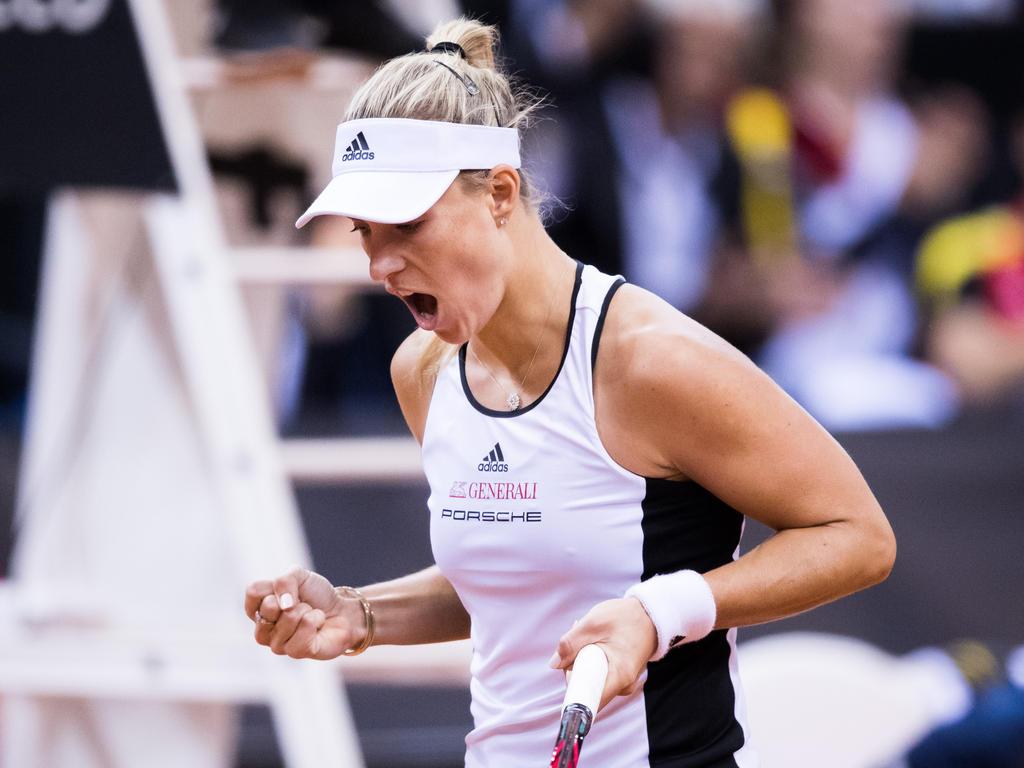 Kein Finale - Scharapowa scheitert an Mladenovic