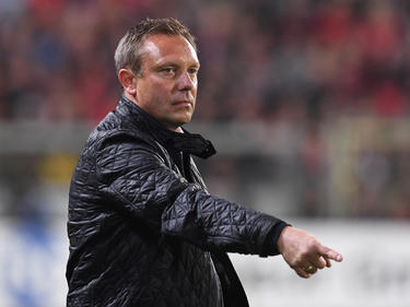 André Breitenreiter ist mit Hannover 96 weiter ungeschlagen