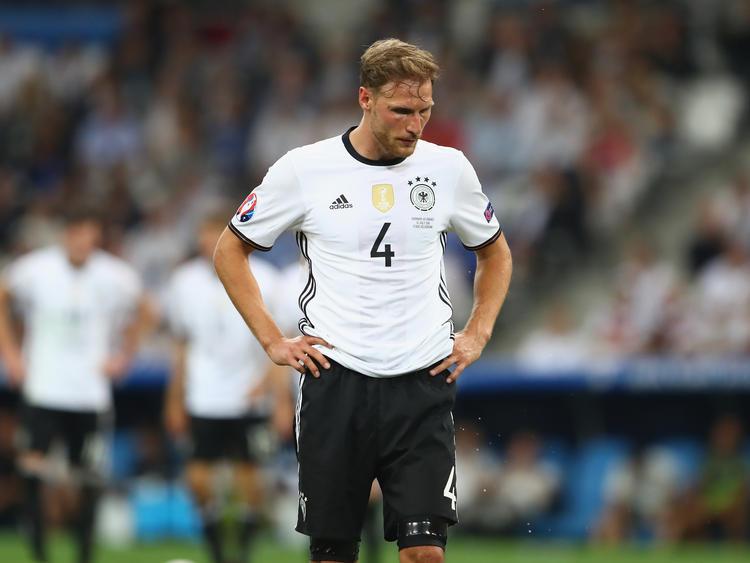 Benedikt Höwedes wartet noch auf seinen ersten Einsatz für Juventus Turin