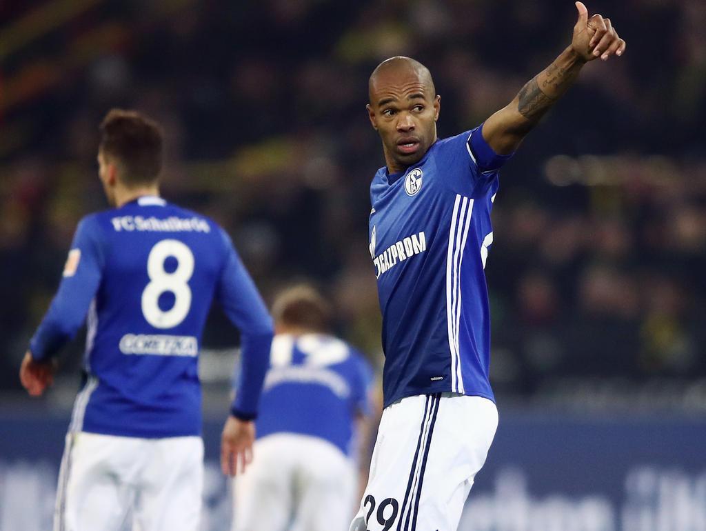 Verlängert beim FC Schalke 04: Naldo