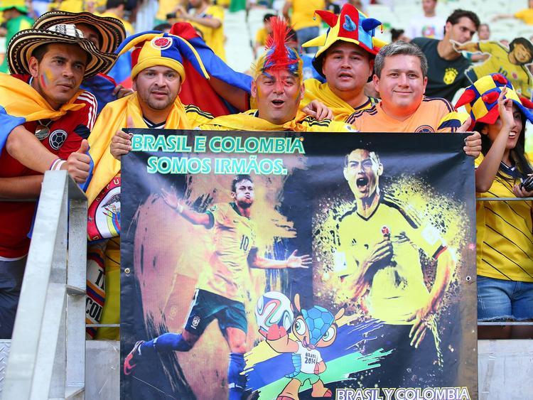 Die südamerikanischen Fans fiebern den Eliminatorias entgegen