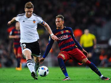 Shkodran Mustafi spielt seit 2014 beim FC Valencia in Spanien