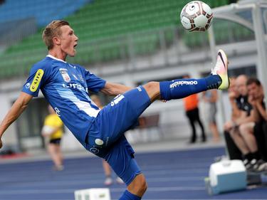 Zumindest ein Anfang für Blau Weiß Linz