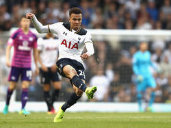 Dele Alli hat sich langfristig an Tottenham Hotspur gebunden