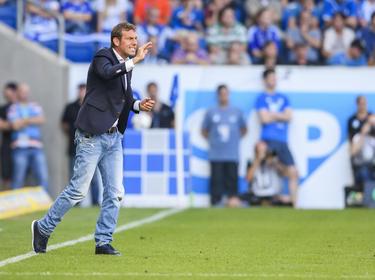 Markus Weinzierl hat es auf Schalke aktuell nicht leicht