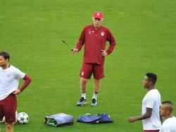 Carlo Ancelotti kündigt nach der Niederlage in Madrid Veränderungen an
