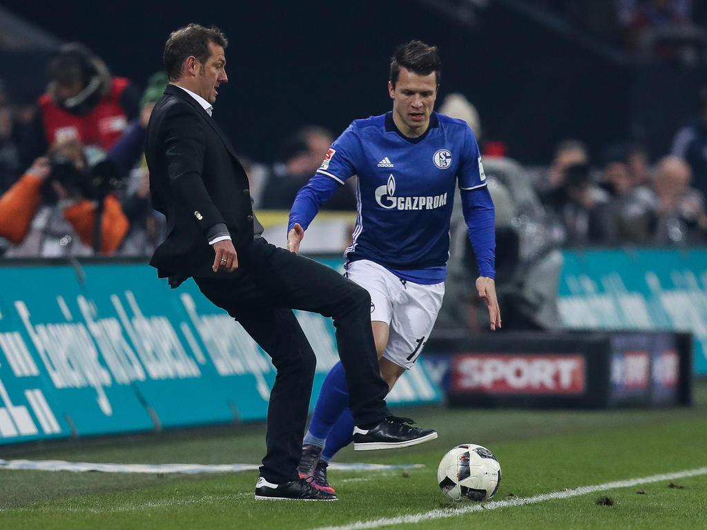 Yevhen Konoplyanka bleibt wohl über den Sommer hinaus auf Schalke