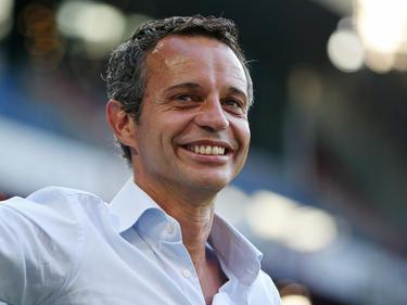 Präsident Bernhard Heusler verabschiedet sich vom FC Basel