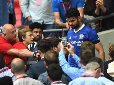 Diego Costa will nicht mehr für Chelsea spielen
