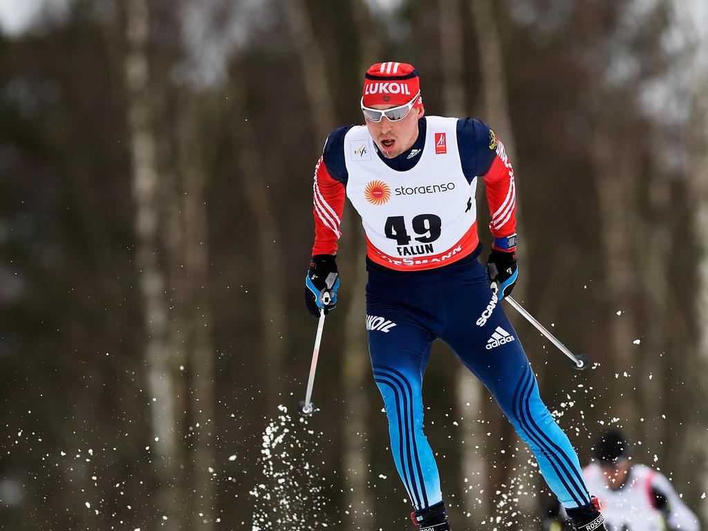 Alexander Legkov dementierte die Einnahme von Dopingmitteln