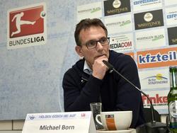 Michael Born führt künftig die Geschäfte von Dynamo Dresden