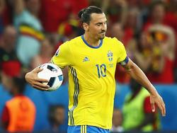 """""""König"""" Zlatan und seine Schweden scheiden aus"""